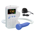 Baby Heart Rate Monitor Fetal Doppler With Color LCD