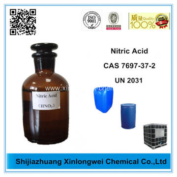 High Quality Nitric Acid HNO3 60% TO 68%