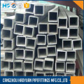 Carbon material square steel tube sch40