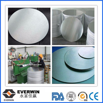 CC Material Aluminum Circle/Disc/Disk for Cookware and Pan