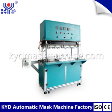 Non Woven N95 Cup Forming Masks Making Machine