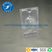 Plastic Mouse Clear Clamshell Packaging