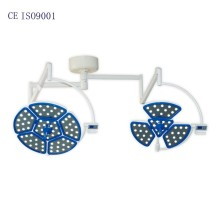 Double head high quality LED surgical lamp