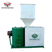 Waste Wood Fuel Biomass Pellet Burner Machine