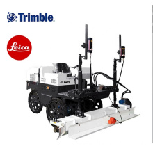 Hydraulic-electric Concrete Laser Screed Machine Self Leveling Screed FJZP-200