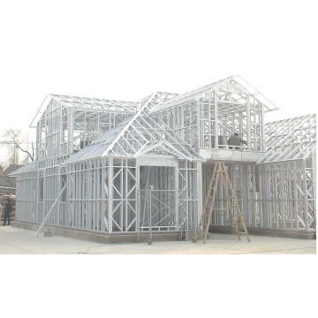 Light Gauge Steel(LGS) Prefabricated House