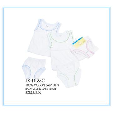 Best  price baby vest and baby pants