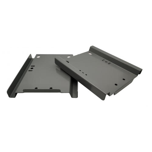Precision Galvanized Steel Laser Cutting Metal Base Plate