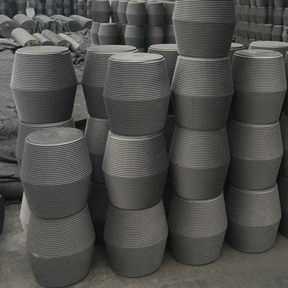 Graphite Electrode rp grade for metal silicon smelting