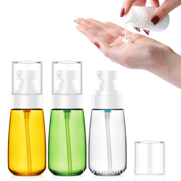 Lotion dispenser for travel
