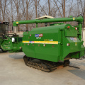 Automatic unloading grain rice harvester philippines