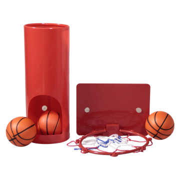 Slam Dunk Toilet Basketball Novelty Basketball