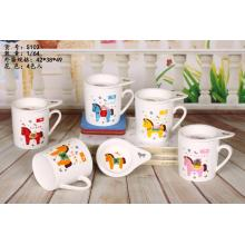 Cute Cartoon Coffee Cup for Kids