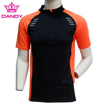 Mens spandex gym t shirts