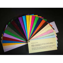 color Packaging of paper