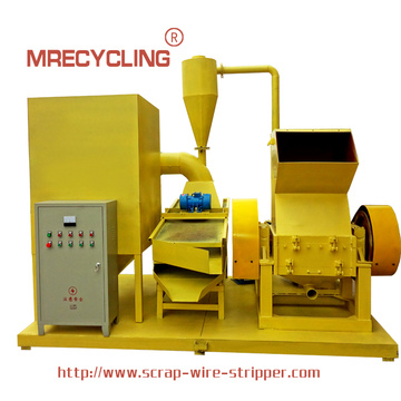 Copper Wire Granula Machine
