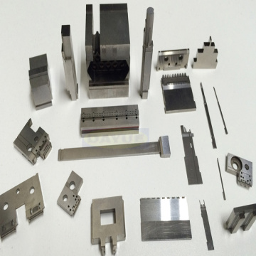 Grinding and EDM connector mold Insert cavity parts