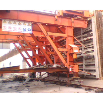 Factory Price Side Wall Formwork Trolley for Concrete