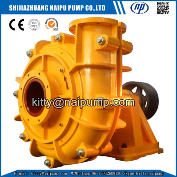 Naipu® AH Metal Lined Slurry Pumps