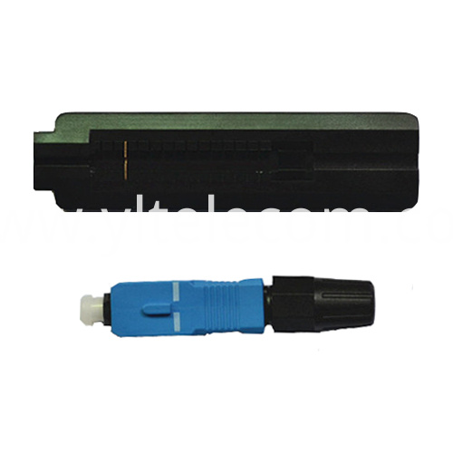 FTTH Fiber Optical SCUPC Fast Connectors (7)