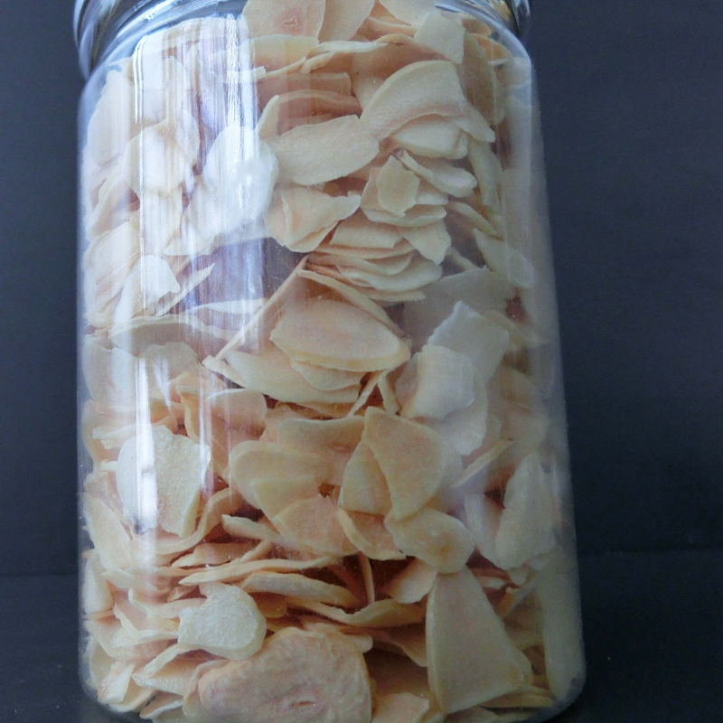 Wanyuan best quality dehydrated roasted garlic flakes