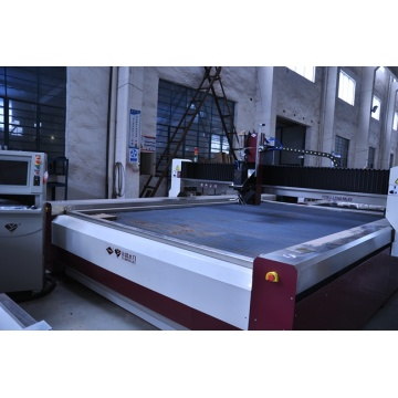 Marble Stone Water Jet Cutting Machine