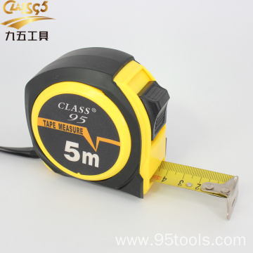 rubber and abs case Steel measuring tape