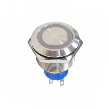 UL&TUV certificated 22mm metal push button
