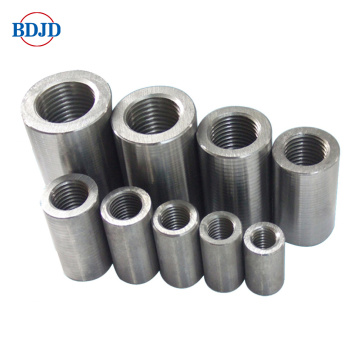 Cylindrical Rebar Coupler for Construction