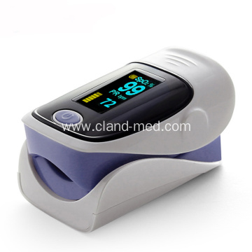 Colorful OLED Digital Medical Fingertip Pulse Oximeter