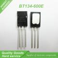 10PCS BT134-600E BT134-600 BT134 4A/600V TO-126 bidirectional controlled thyristor new original