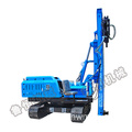 photovoltaic press pile driver machine