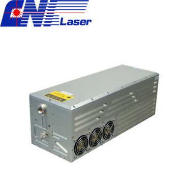Lamp-pumped Q-switched Laser Series for PIV
