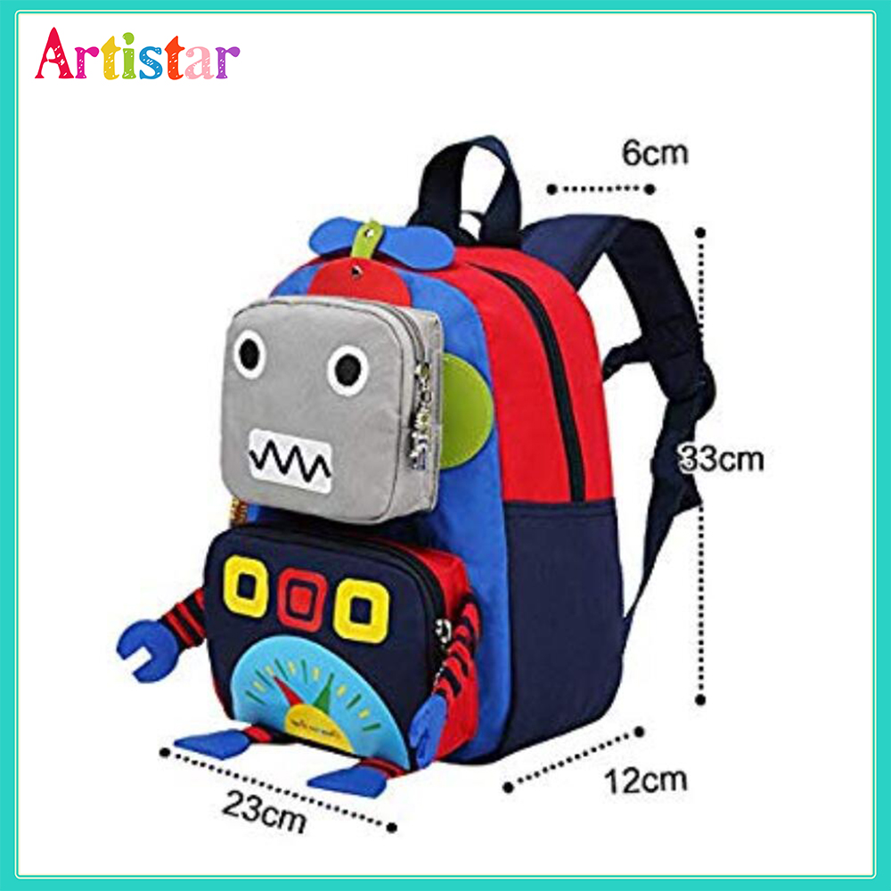 Robot Modelling Backpack 11 2