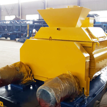 Italian industrial high power gearbox JS concrete mixer