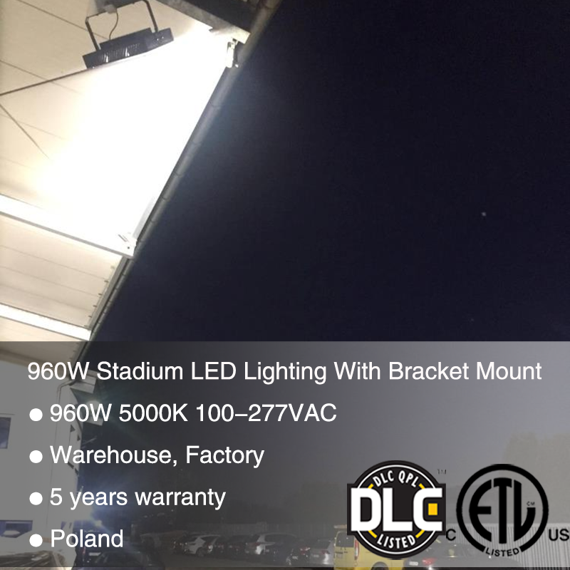 450W Outdoor Arena LED Flood Light -3