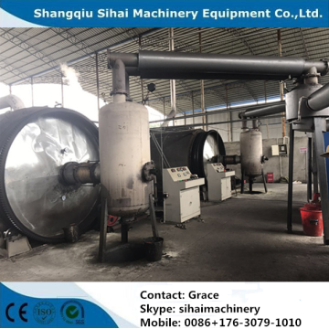 engineer available waste tire pyrolysis plant
