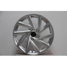 Double lip Milling lip alloy wheel