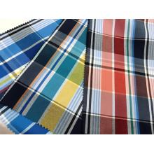 100%Polyester Woven Yarn-dyed Plaid Fabric