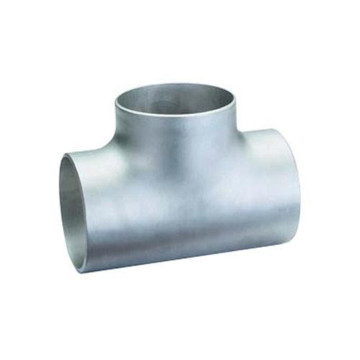 304stainless steel pipe fitting stainless steel tee