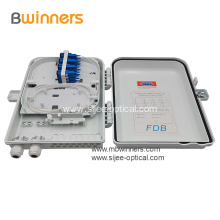 16 Port IP65 Optic Fibre Distribution Termination Box