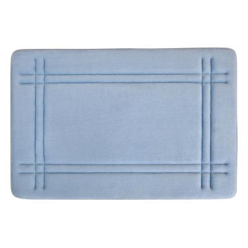Super Water Absorption Memory Foam Bath Mat
