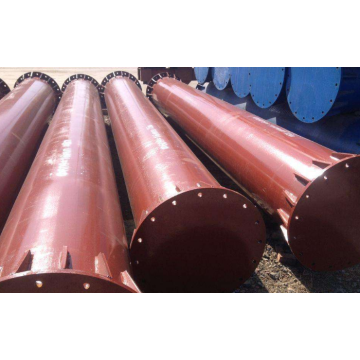 Steel Pipe Pillar for Subway Equipment