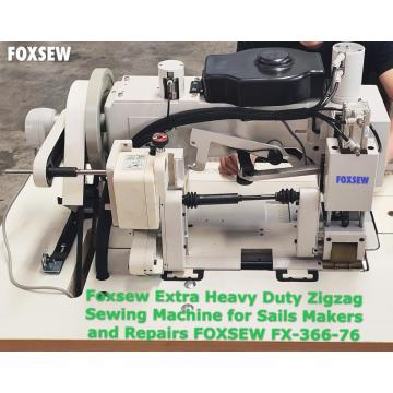 Heavy Duty Sail Making Zigzag Sewing Machine