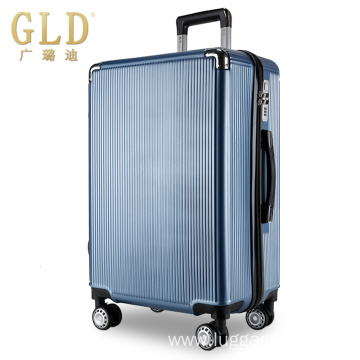 ABS PC scratch resistacne trolley suitcase