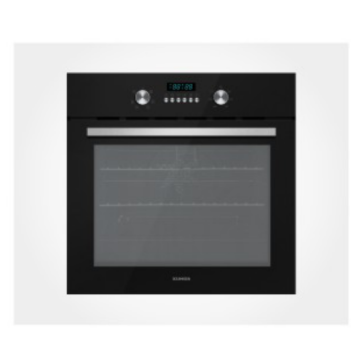 6 Function Mechanical Control Built in Electric Oven