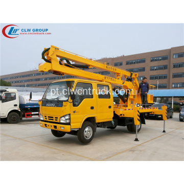100% garantido 100% ISUZU Boom Lifter Vehicle
