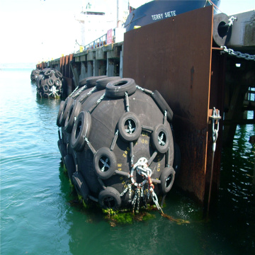 Yokohama Fenders Floating Marine Fender