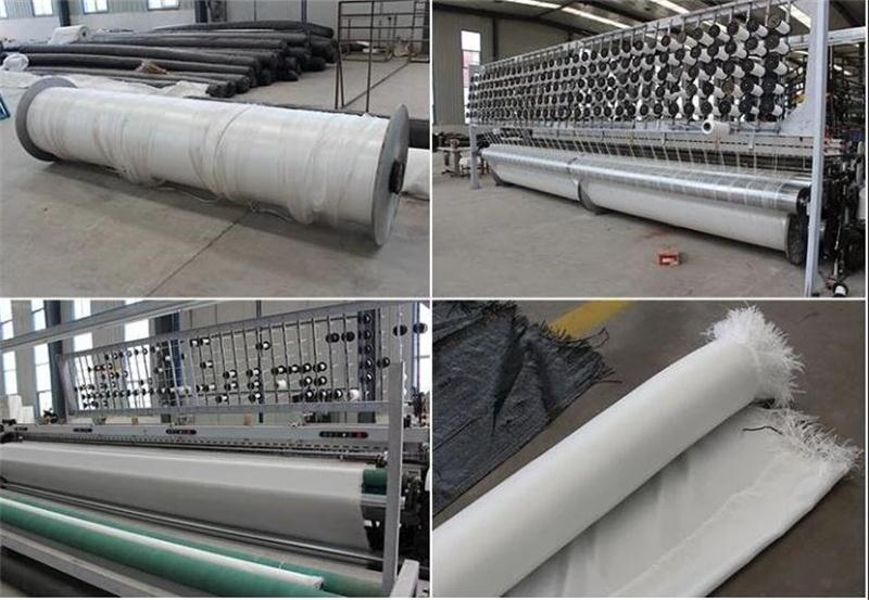 Woven Geotextile Machinary