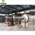 Pyrolysis Liquid Fuel System
